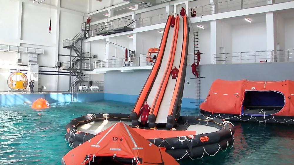 Дальневосточный морской тренажерный центр