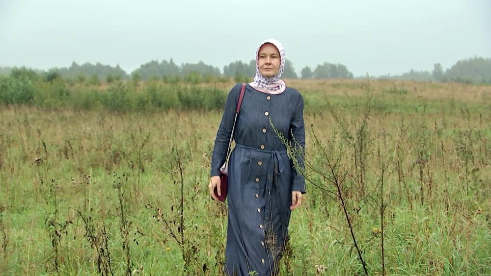 Амина Ашабова