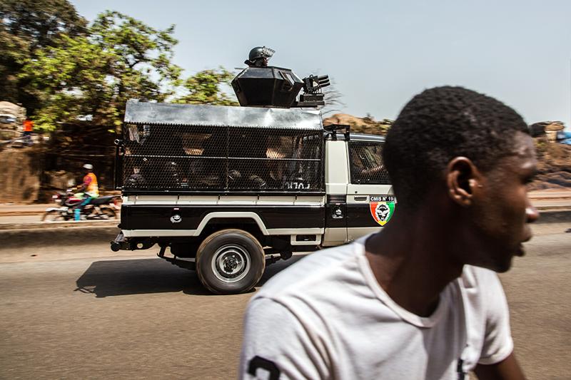 Полиция Гвинеи