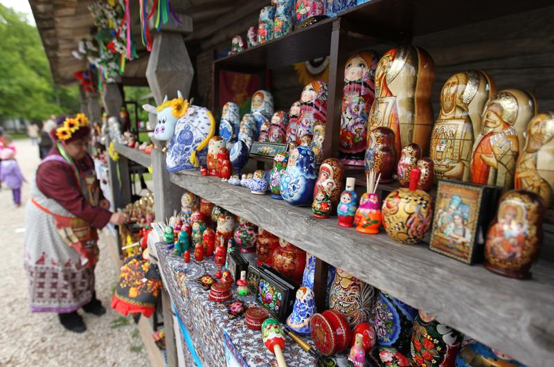 Фестиваль народных ремесел