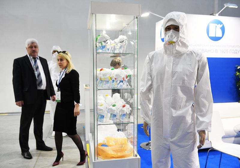 Всероссийская неделя охраны труда в Сочи