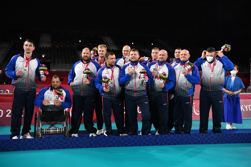 Российские спортсмены, члены сборной России (команда ПКР)