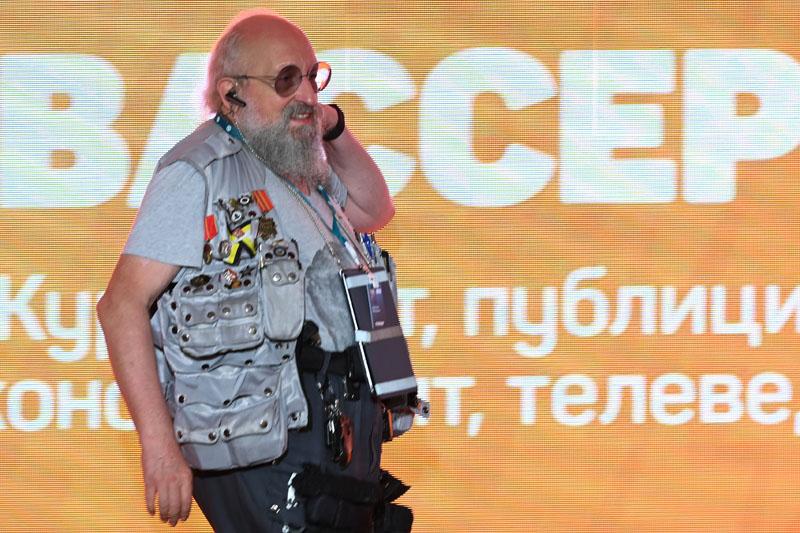 Журналист Анатолий Вассерман