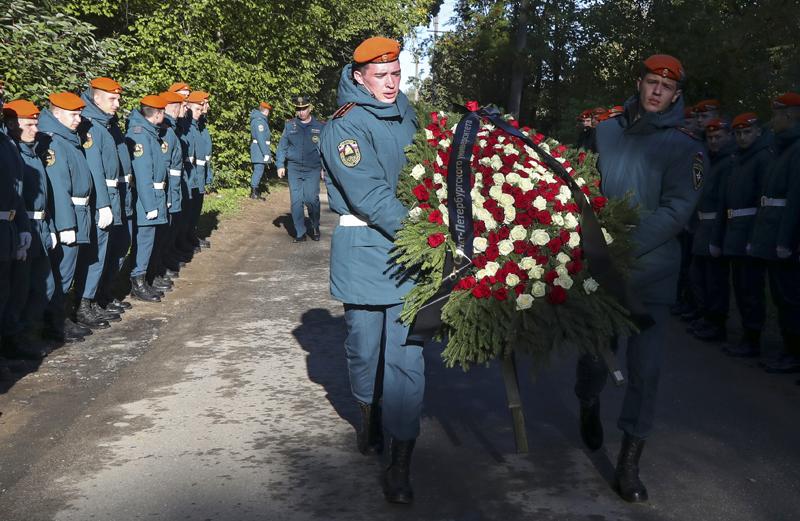 Кладбище Северное в Санкт-Петербург, где будет похоронен глава МЧС Зиничев
