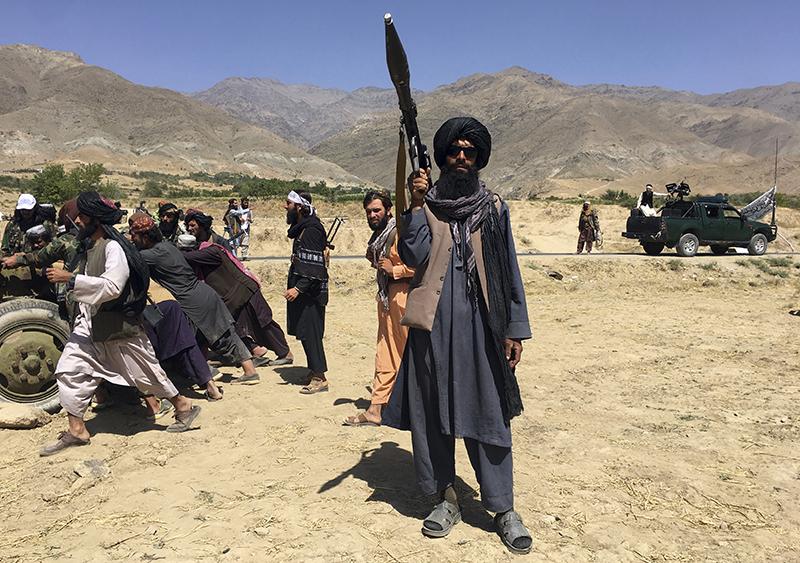 Ситуация в Афганистане