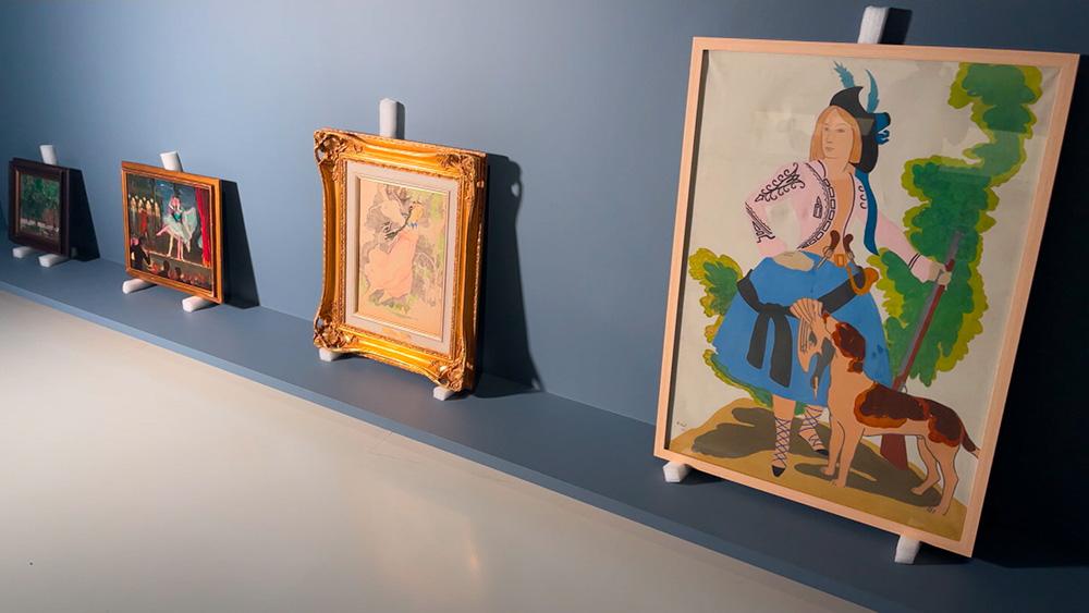 Выставка в Музее русского импрессионизма