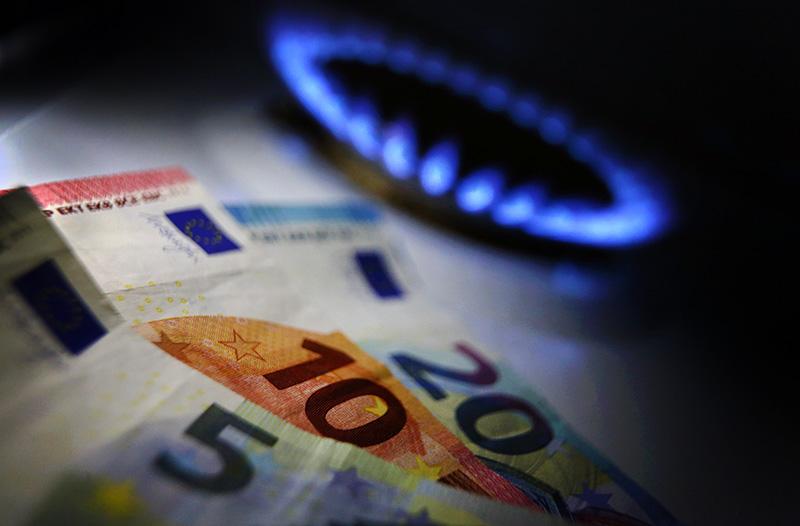 Цена на газ в Европе