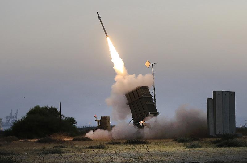 Система противовоздушной и противоракетной обороны Iron Dome