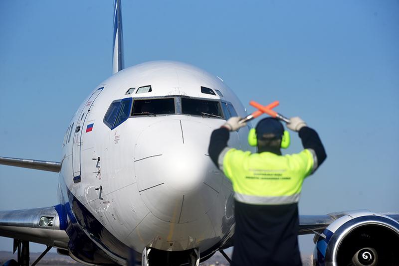 Самолет авиакомпании Nord Star