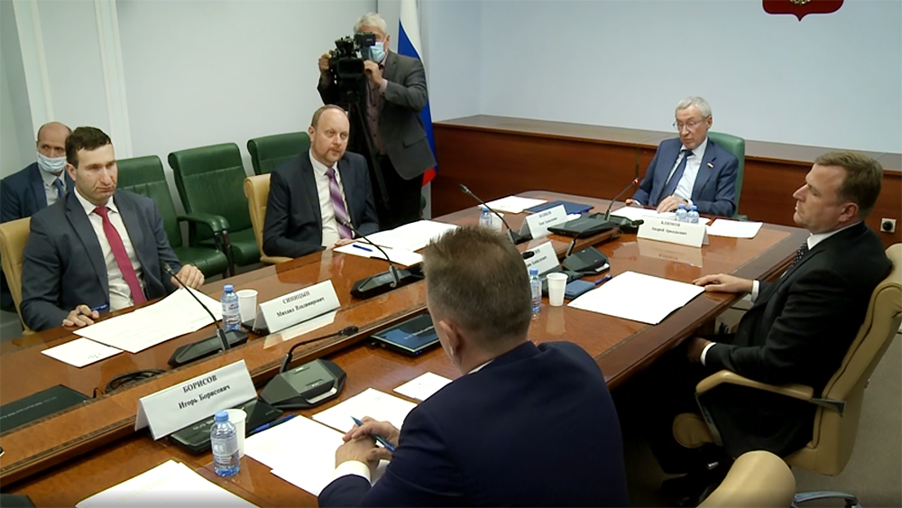 Заседание по вопросам невмешательства в выборы