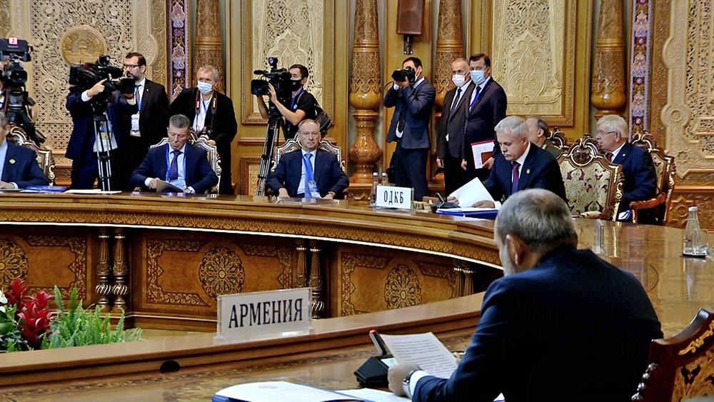 Сессия Совета коллективной безопасности ОДКБ