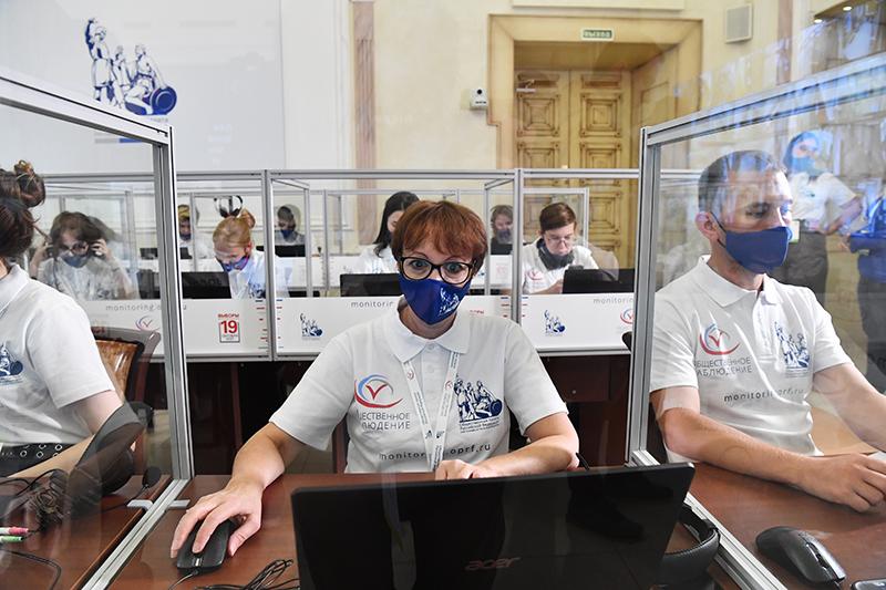 Общественный штаб по наблюдению за выборами