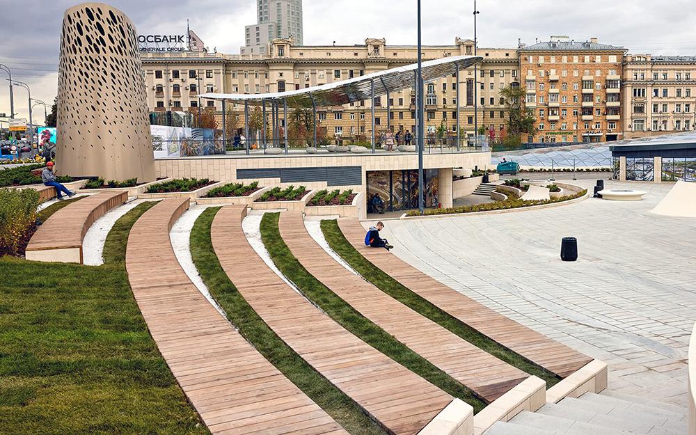 Павелецкая площадь