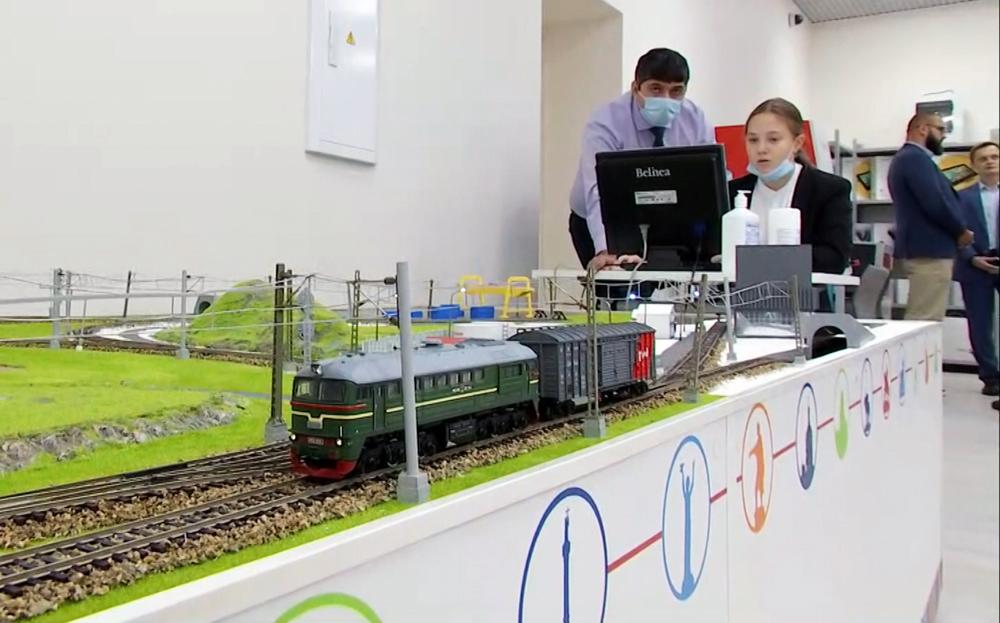 Детский транспортный технопарк