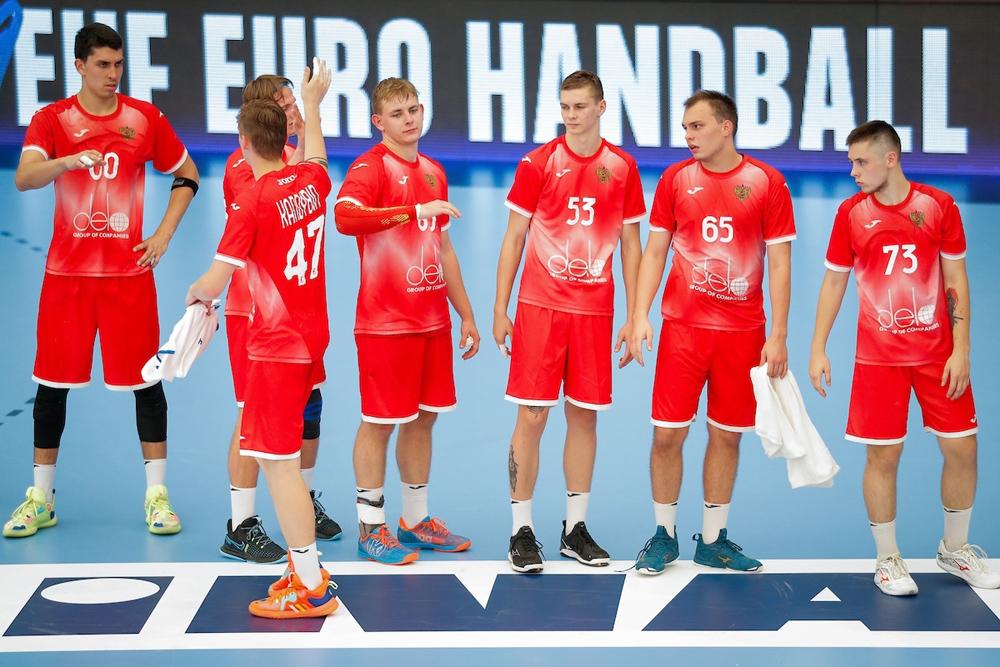Юниорская сборная России по гандболу
