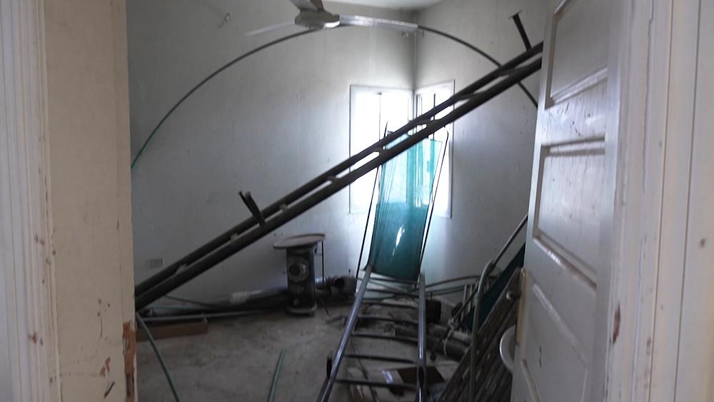 Фельдшерский пункт в Сирии