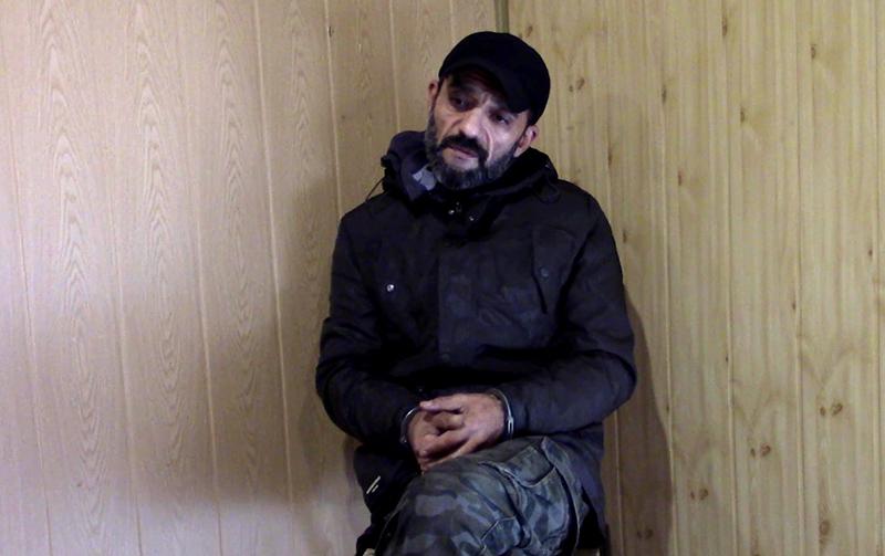 Гражданин Узбекистана, задержанный за незаконное пересечение границы России