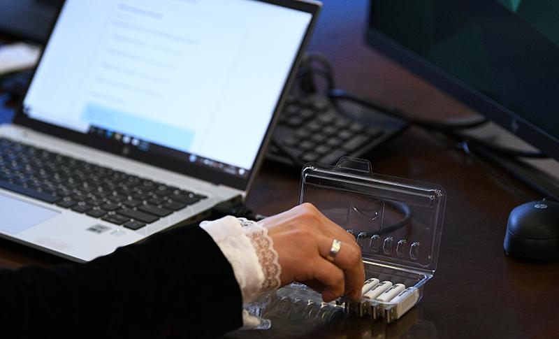 Дистанционное электронное голосование (ДЭГ)