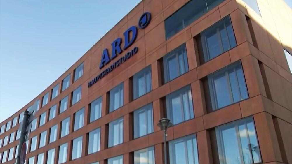 Немецкий телеканал ARD