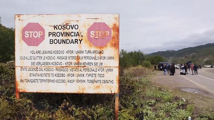 Обострение между Косовом и Центральной Сербией