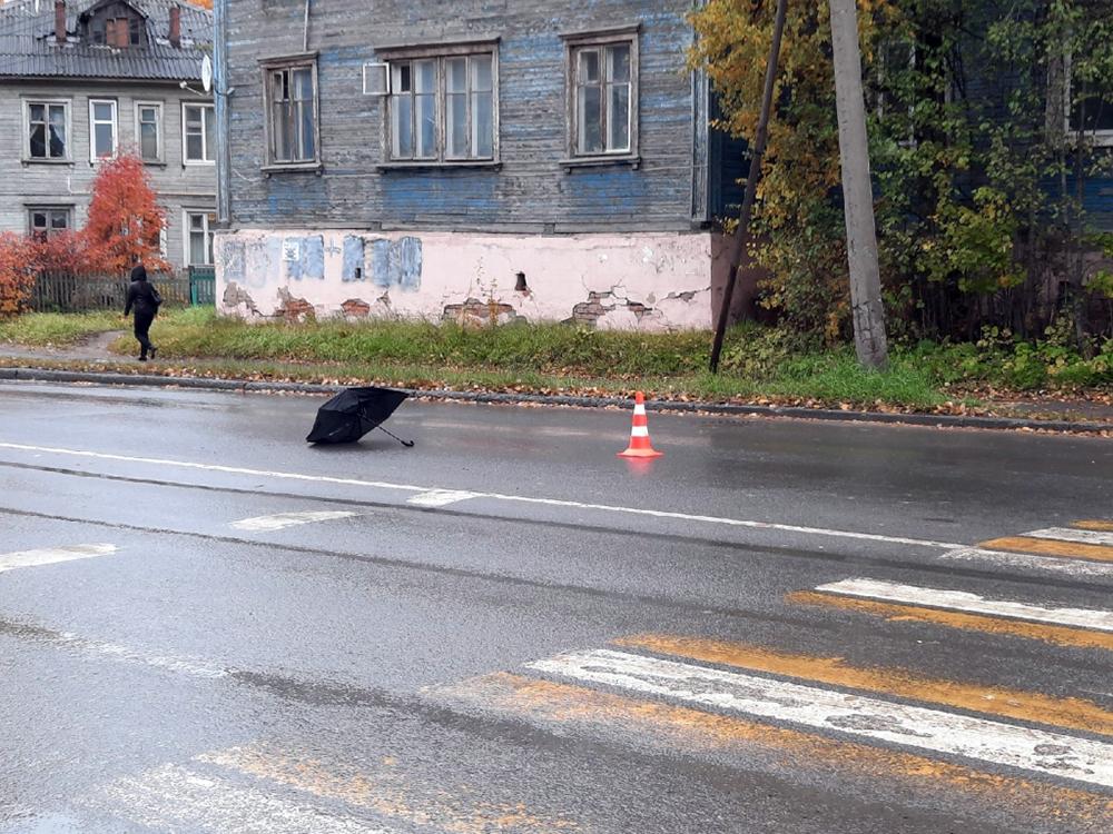 Последствия ДТП в Сыктывкаре
