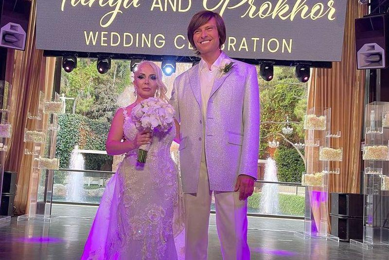 Прохор Шаляпин и Татьяна Дэвис
