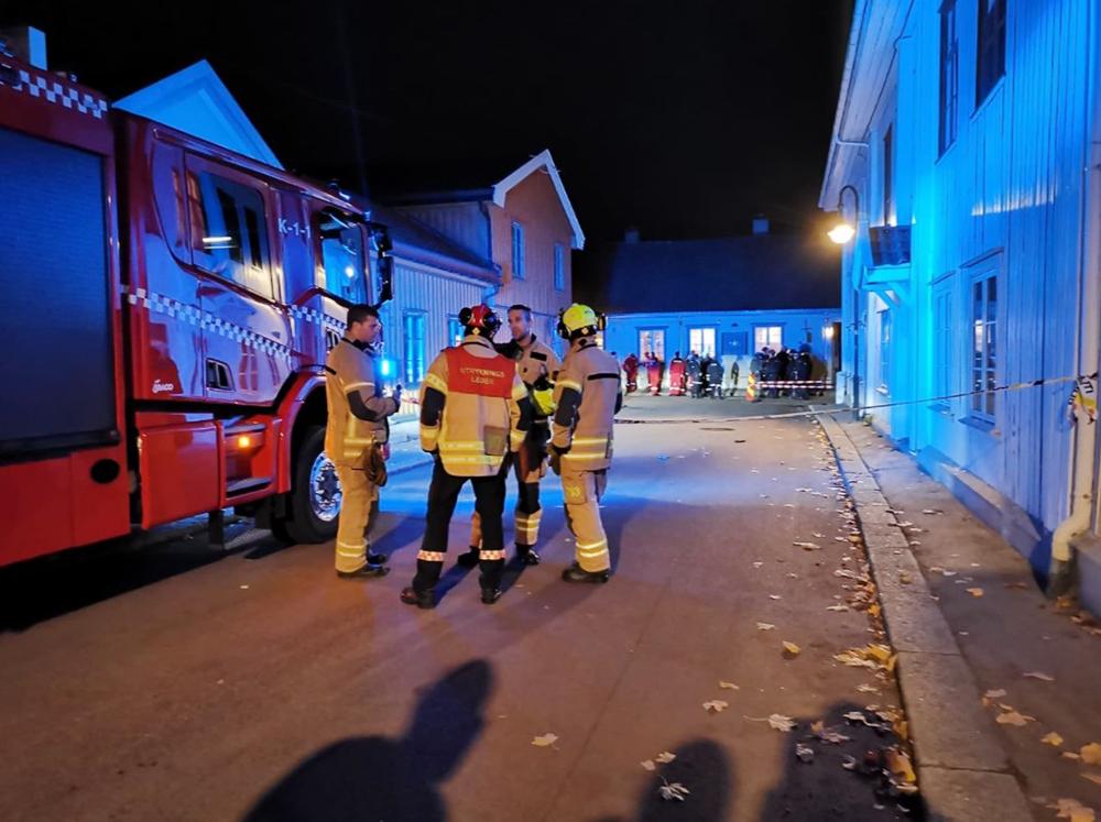 Оперативные службы Норвегии