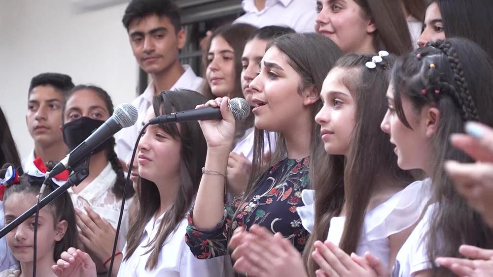 Детский Центр изучения русского языка и культуры в Сирии