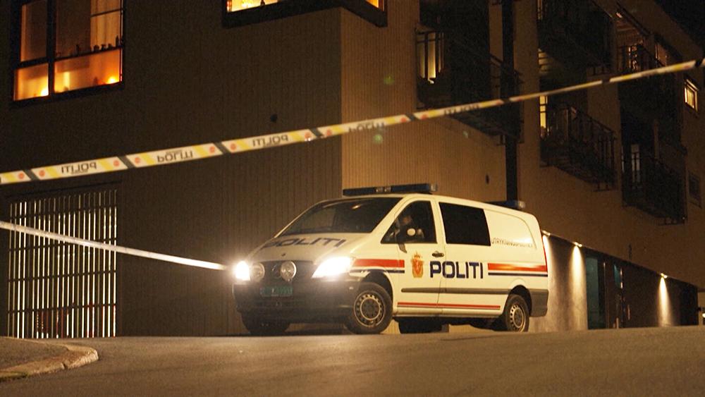 Нападение в Норвегии
