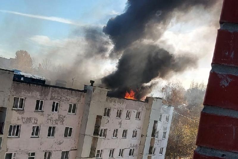 Взрыв в Ижевске