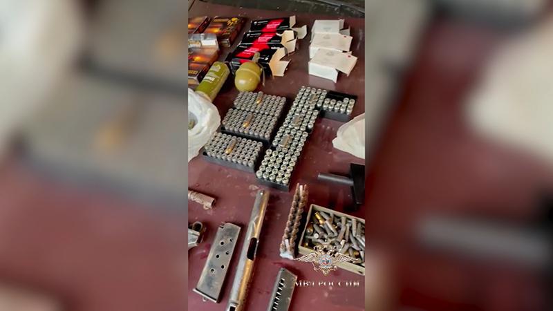 Подпольная оружейная мастерская