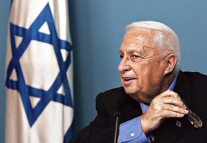Экс-премьер-министр Израиля Ариэль Шарон