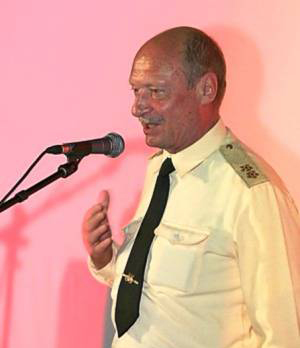 Вице-адмирал Юрий Устименко