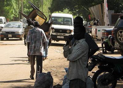 Столица Южного Судана Джуба