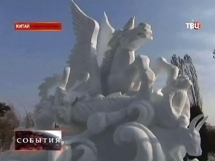 Фестиваля льда и снега в Китае