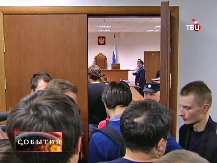 Заседание суда по делу авиадебошира Кабалова