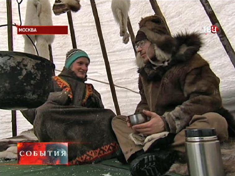 Фестиваль северных народов проходит в Москве