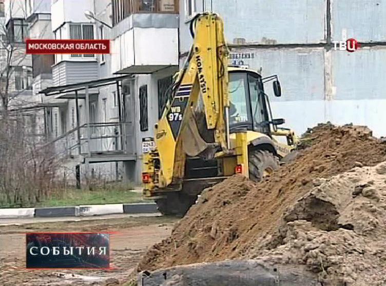 Строительные работы в городе Балашиха