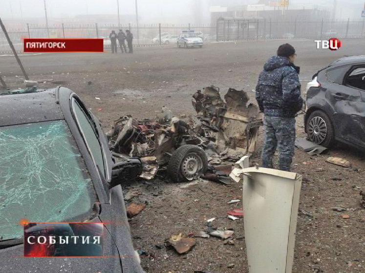 Теракт в Пятигорске