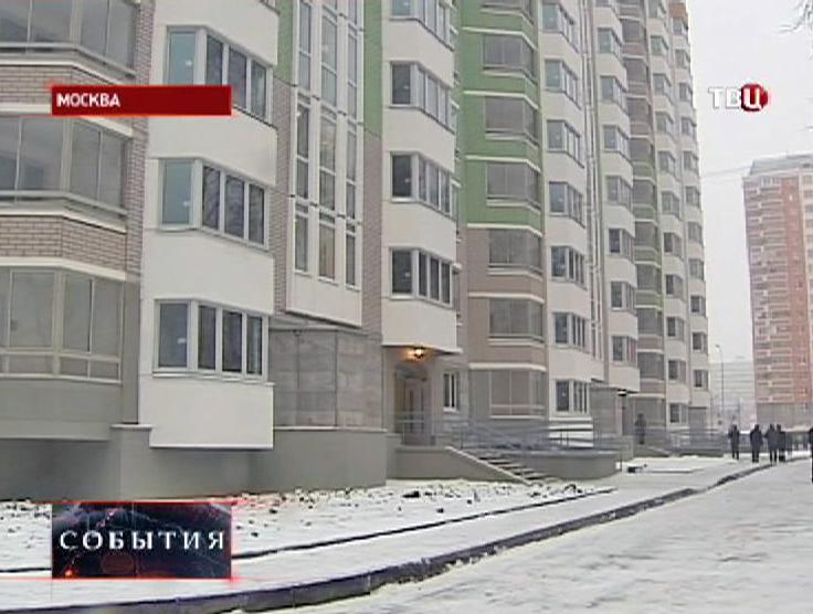 Новостройка в районе Медведково