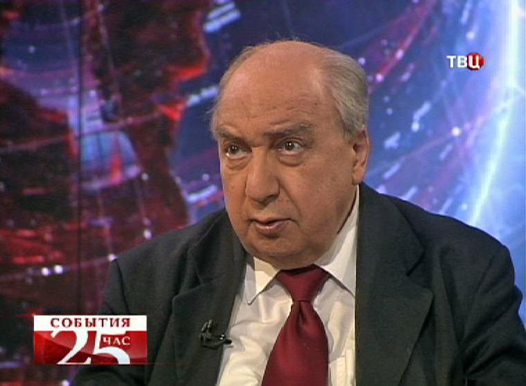 Александр Чубарьян, директор Института всеобщей истории РАН
