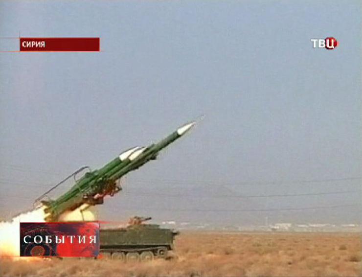 Сирийский комплекс ПВО