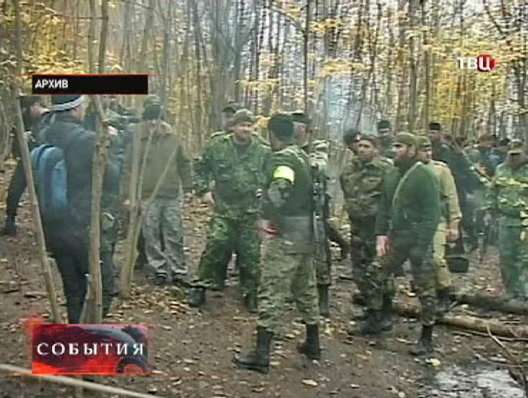 Чеченское бандформирование