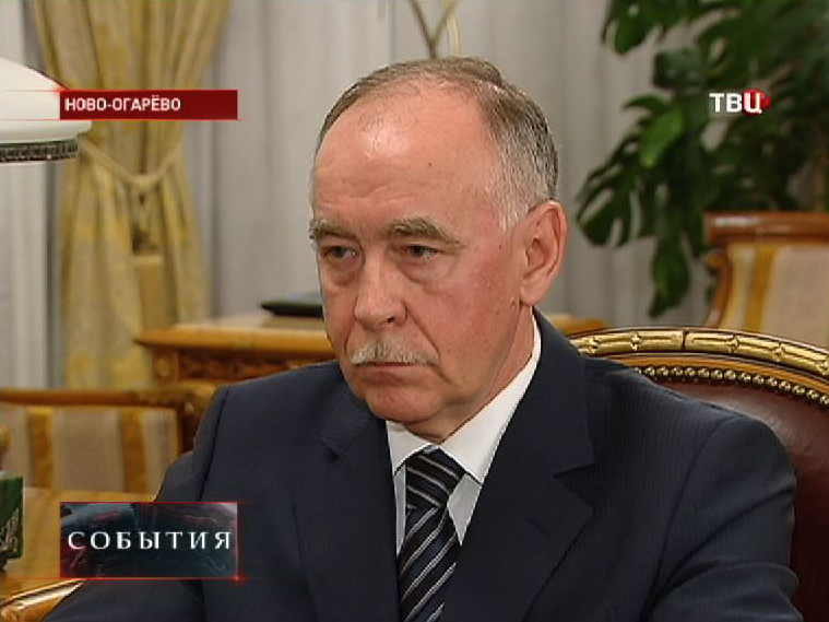 Директор ФСКН Виктор Иванов