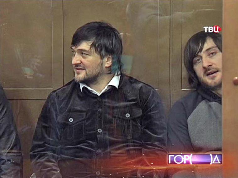 Фигуранты дела Анны Политковской в суде