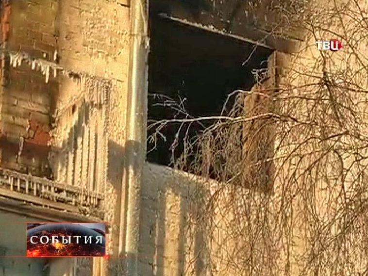 Последствия взрыва газа в Башкирии