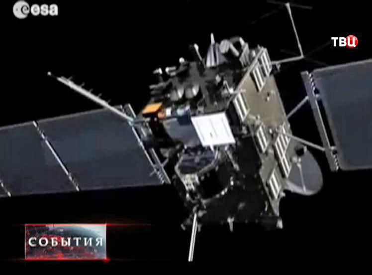 """Космический зонд """"Розетта"""""""