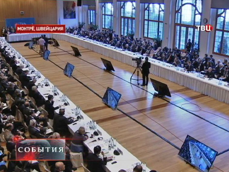 """Конференция """"Женева-2"""" в Швейцарии"""