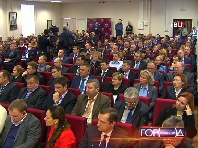 Заседание УФМС России
