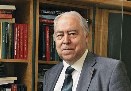 Известный российский метеоролог Юрий Израэль